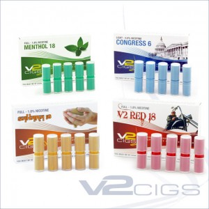V2 Flavor Cartridges